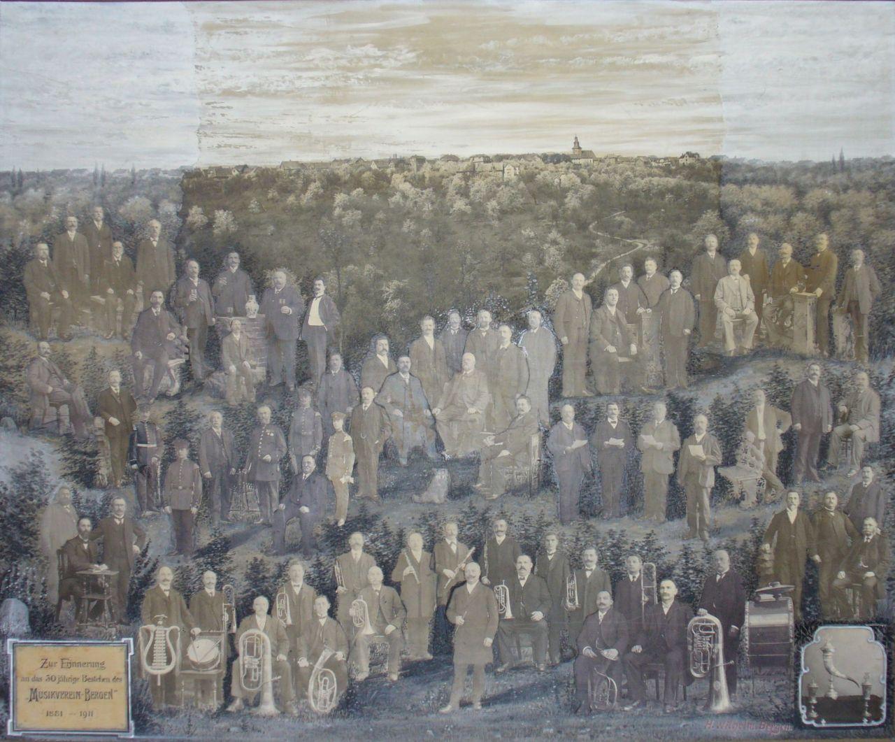 Kapelle 1911