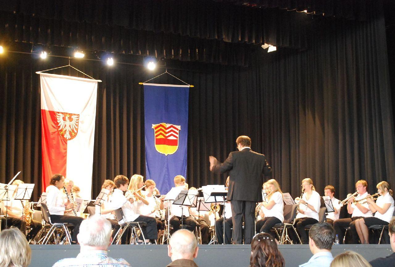 Konzert im Kaisersaal des Frankfurter Römers